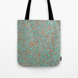 Fitted Triangles Tote Bag