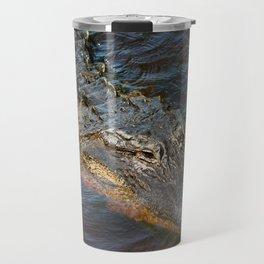 April Alligator Travel Mug