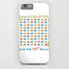 100th Collar! iPhone 6s Slim Case