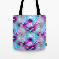 Dancer Abstracted 2 Tote Bag