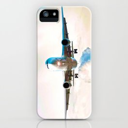 The Miracle of Flight iPhone Case