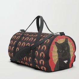 Murphy, The Gothic Saint Duffle Bag