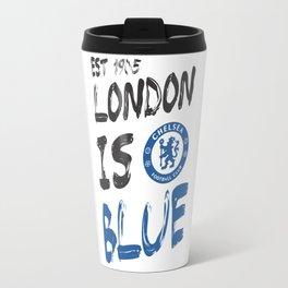 Chelsea FC The Blues Travel Mug