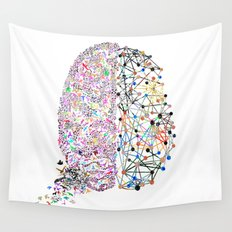 the Brain Wall Tapestry