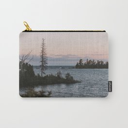 The View From Copper Harbor Carry-All Pouch
