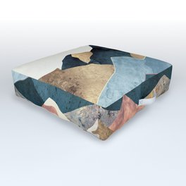 Golden Peaks Outdoor Floor Cushion