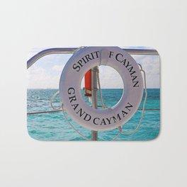Spirit of Cayman Bath Mat