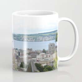 House on a Hilltop Coffee Mug