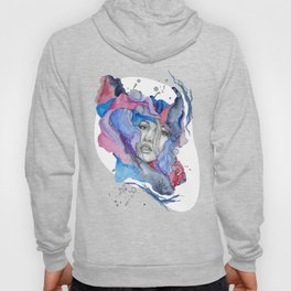 """""""Lotte"""" by carographic Hoody"""