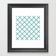 Cute Tiffany Framed Art Print