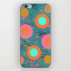 Fantasy Flower iPhone & iPod Skin