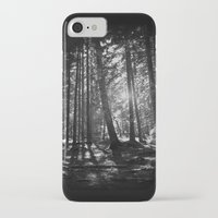 the shining iPhone & iPod Cases featuring Shining Through by Nicklas Gustafsson