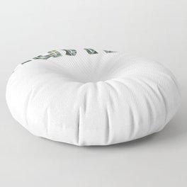 Hustle Money Entrepreneur design Vintage Dollar Bill product Floor Pillow