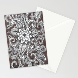 Thrive (Brown) Stationery Cards