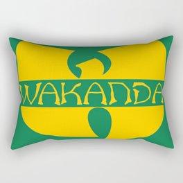 Wa-tang Kanda Rectangular Pillow