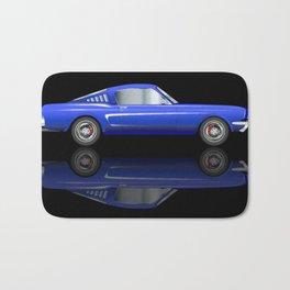 Very Fast Car Bath Mat