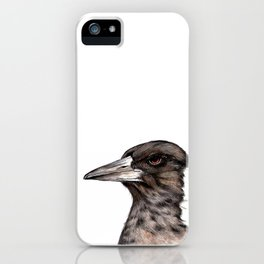 Judging You iPhone Case