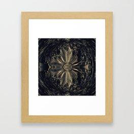 CENTRALIA Framed Art Print