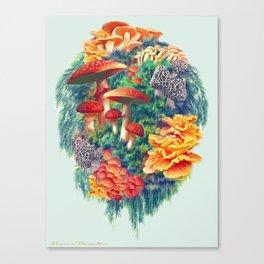 Fungus Amongus Canvas Print