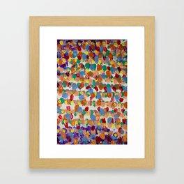 Stephanie Grade 6 Framed Art Print