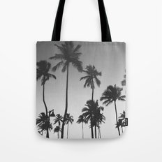 Palm Trees II Tote Bag