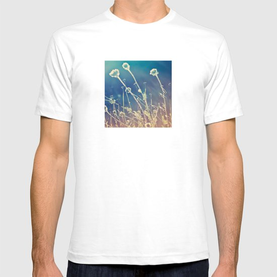Blue and day  T-shirt