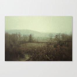 Silent Hill Canvas Print