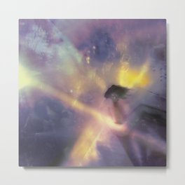 Idea of Creation Metal Print