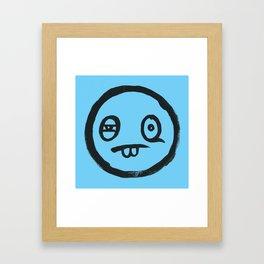 Circle by Caleb Croy Framed Art Print