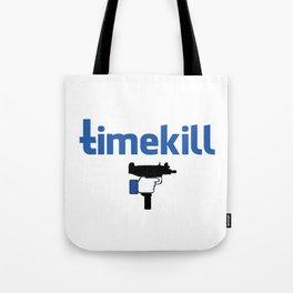 timekill Tote Bag