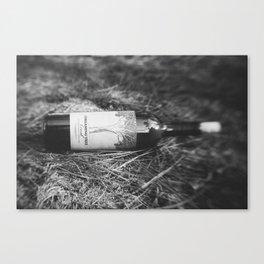 DMB crush Canvas Print