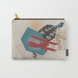 The music moves me Carry-All Pouch