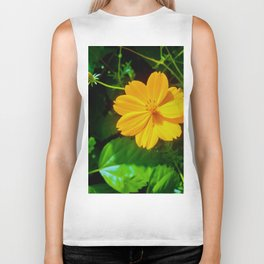 Large-flower Tickseed Biker Tank