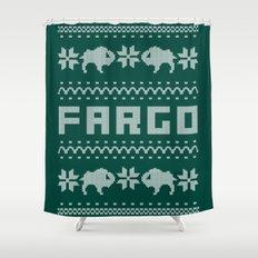 Fargo Sweater Shower Curtain