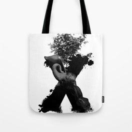 X Animals II Tote Bag