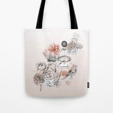 flower#3 Tote Bag