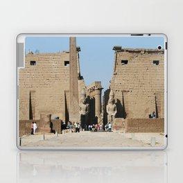 Temple of Luxor, no. 12 Laptop & iPad Skin
