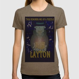 Layton Raiser T-shirt
