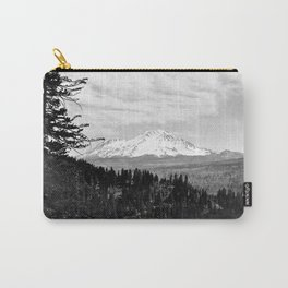 Mount Shasta, and neighboring mountain Shastina, Siskiyou County, ca.1900-1940 Carry-All Pouch