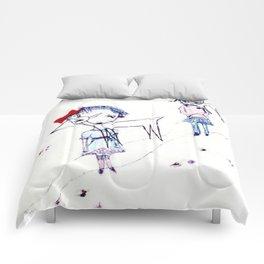 Two Deers Comforters