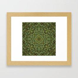 Mosaic 2e Framed Art Print