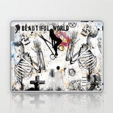 BEAUTIFUL WORLD Laptop & iPad Skin