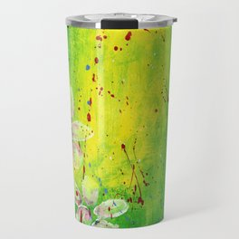 Flowers in the Meadows Travel Mug