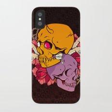 Beholder iPhone X Slim Case