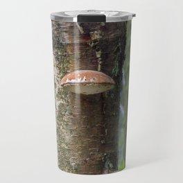 Oyster Fungi Travel Mug