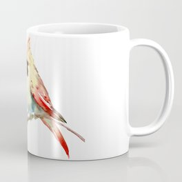 Northern Cardinal (female Cardinal bird) Coffee Mug