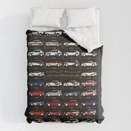 WRC Champions Comforters