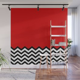 Black Lodge Dreams (Twin Peaks) Wall Mural