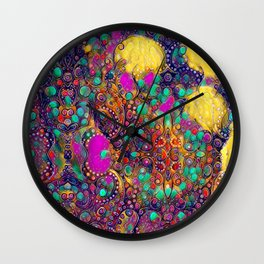 Gem Joy 2 Wall Clock