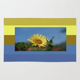 Sunflower Color Palette Rug